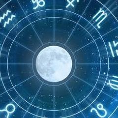 Луна в знаках Зодиака.