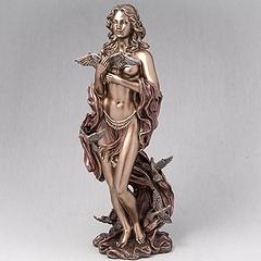Венера в четвёртом доме у женщины и мужчины