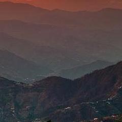 Священные горы Индии.
