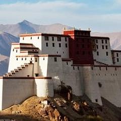 Монастыри Тибета