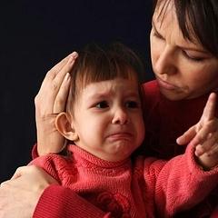 Православная молитва и ритуал от испуга ребенка для матери — слова бабки-шептухи