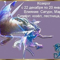 Козерог — характеристика и описание знака зодиака